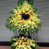Hoa Chia Buồn B518